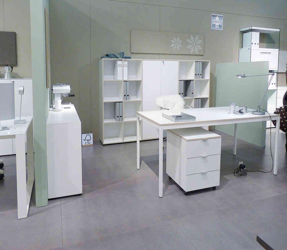 Reinhard eco Schreibtisch 130 / 68 - Art & Office Shop