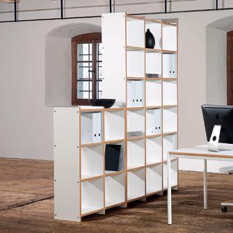 reinhard archivar regal 2er nieder schmal art office shop. Black Bedroom Furniture Sets. Home Design Ideas