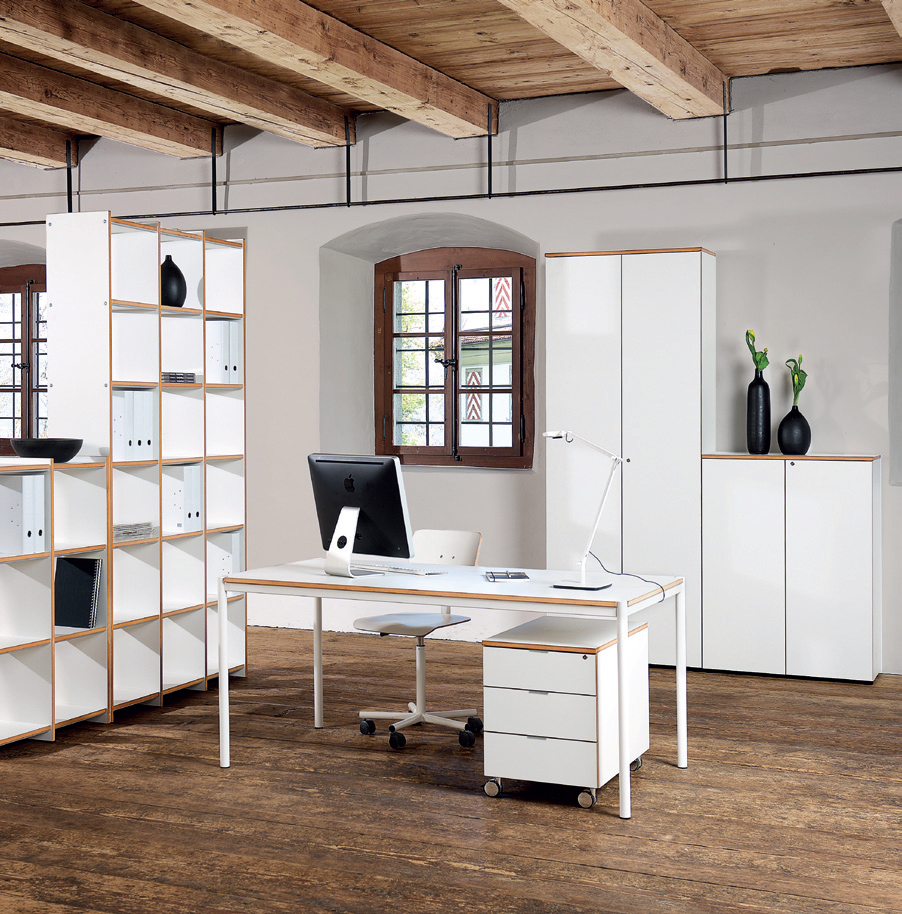 Moderner Schreibtisch reinhard archivar schreibtisch kombination office shop