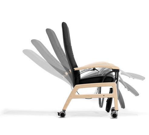kusch co 7200 3 care pflegesessel art office shop. Black Bedroom Furniture Sets. Home Design Ideas
