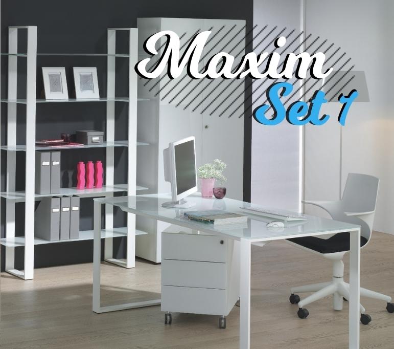 Reinhard Maxim Büromöbel Set 1 Art Office Shop