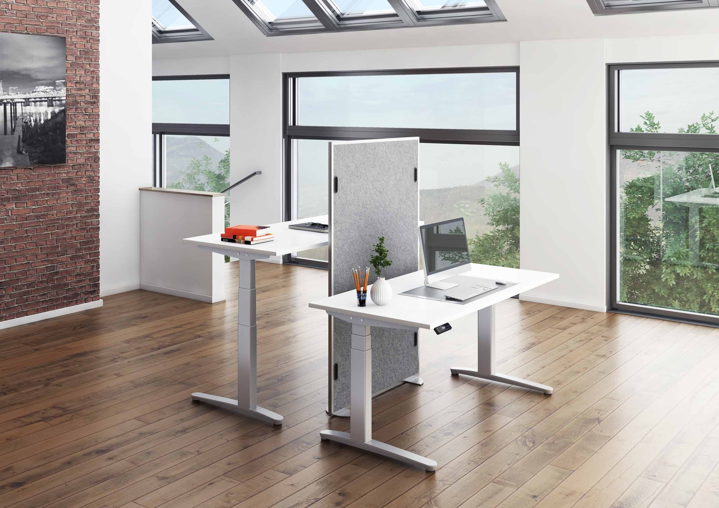 Hammerbacher Akustik-Stellwand - Art & Office Shop