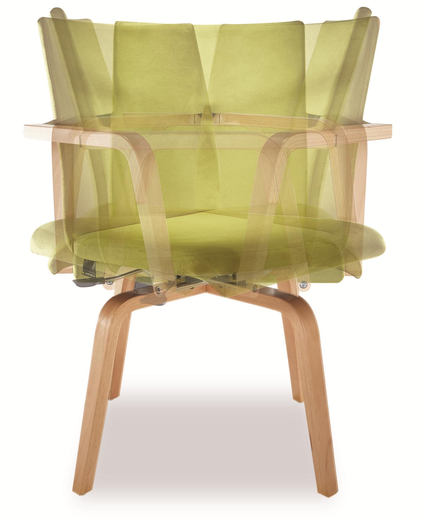 Mauser Sitzkultur - Movo 505 Multifunktionsstuhl - Art & Office Shop