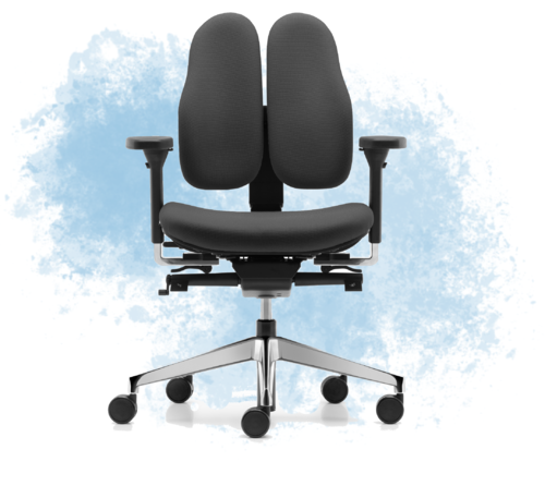 Rohde Grahl Duo Back Swivel Chair UPH/Plastic