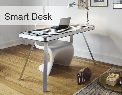 Jahnke Smart Desk - Art & Office Shop