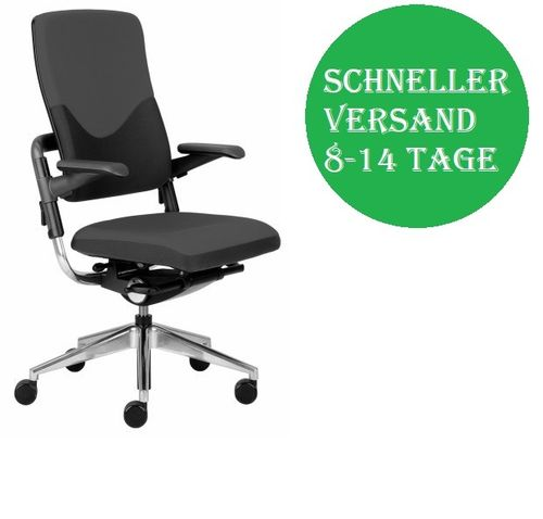 Rohde Grahl Xenium Swivel Chair UPH/PLASTIC ALU QS