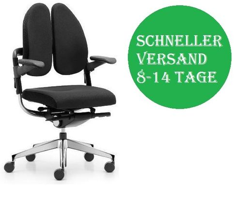 Rohde Grahl Xenium Swivel Chair Duo-Back