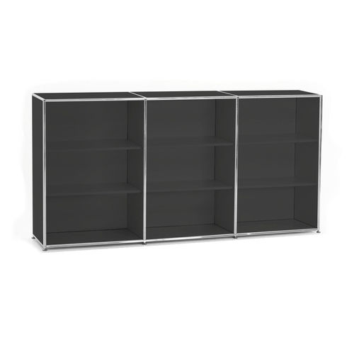 Modul Space Sideboard Regal 3x3 von Bosse