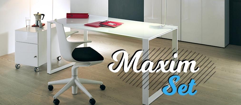 Reinhard Maxim Büromöbel SET 2 - Art & Office Shop